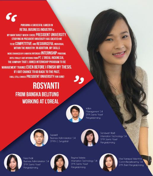 (1/1) It was such an honor for me to help my university making brochures to spread all over Indonesia.