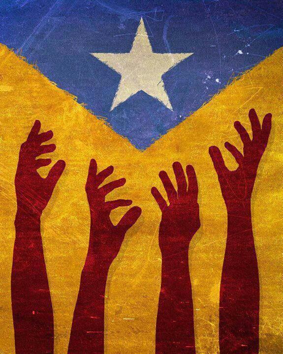 Mans cap a la independència
