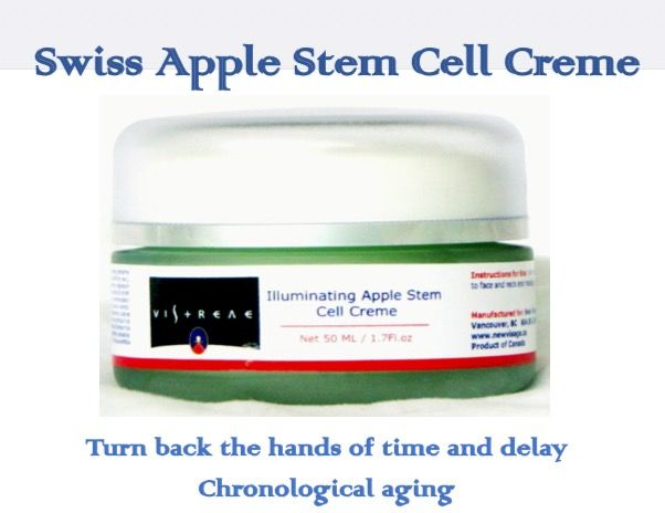Research has shown that Swiss Apple meristem cells add longevity to human skin stem cells. This cream also contains Nia proven to heal sun damage and Alpha-arbutin from bearberry, it defends against UV damage and pigment.