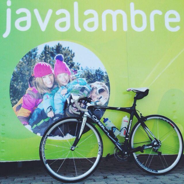 ¡Conquistado! ✌️ ¿Te animas para la próxima aventura? #soyAGM agmentrenadores.com #ciclismo #cicloturismo #teruel #javalambre #aventuras #sportlife #deporteysalud #fredoom #libertad #witl #agmentrenadores  #vscocam