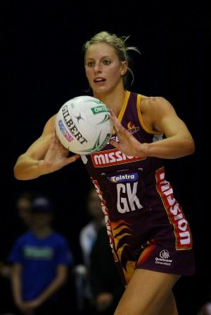 Queensland Firebirds captain Laura Geitz says the team is muscling up ahead of…