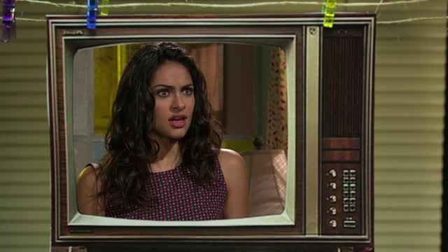 Avances exclusivos capítulo 72 de Amor de Barrio Renata Notni Jessica Coch