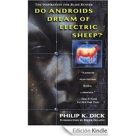 Do Androids Dream of Electric Sheep?    Me encanta Philip K. Dick, me encanta este libro, y me faltaba releerlo en inglés...