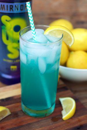 «Электрический» лимонад