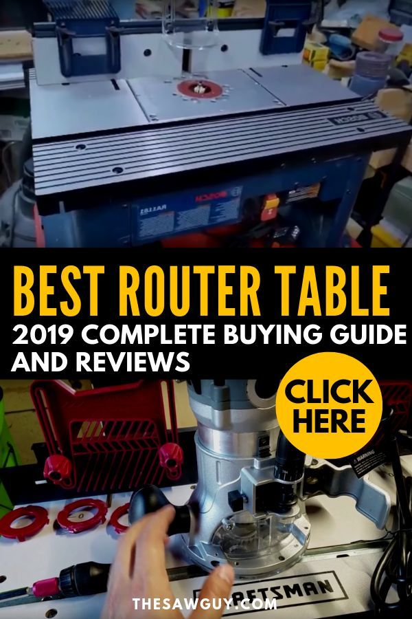 Best Router Table 2020 Complete Buying Guide Reviews With Images Best Router Table Best Router Router Table