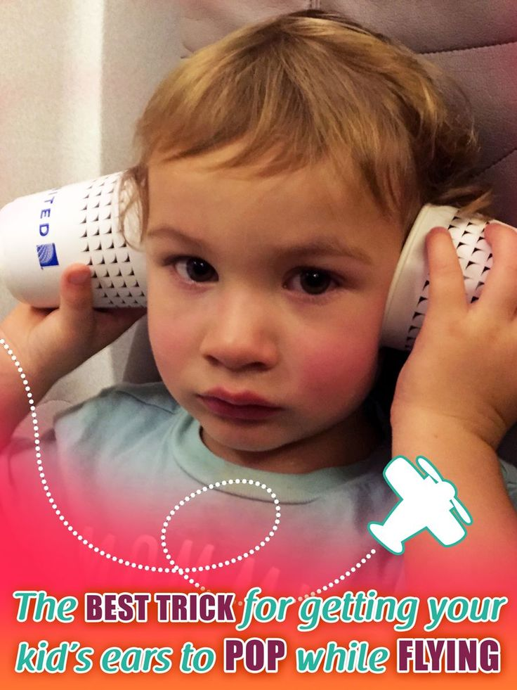 The BEST TRICK for getting your kid's ears to pop while flying! http://www.koogal.com.au/
