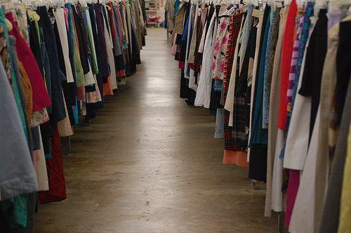 AmVets thrift store on Elvis Presley Blvd