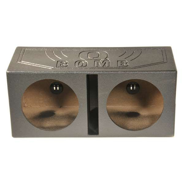 Q-Power QBOMB15V 15-Inch Dual Vented Subwoofer Box Enclosure, #QPower, #QBOMB15V