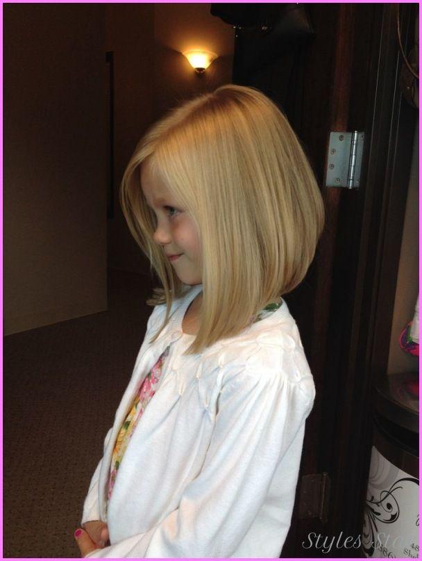 little girls haircut angled bob more little girls hair cut little girl ...