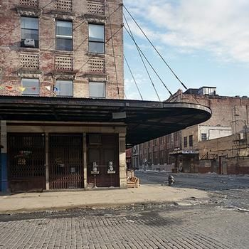 New York City:  Meat Packing District 1985:  Photos Compare 1985 And 2013 Meatpacking District.