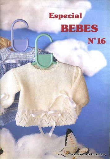 MUESTRAS Y MOTIVOS-BEBES -16-2 AGUJAS - Carmela Esposito - Álbumes web de Picasa