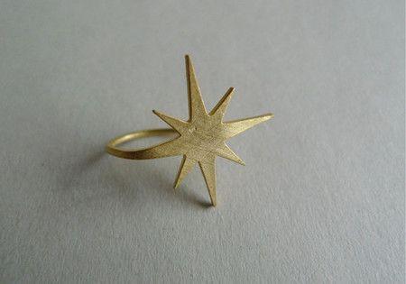 kolme : 星ピアス 3/gold | Sumally