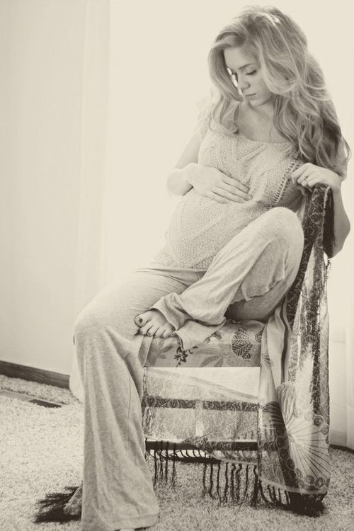 I personally think clothed maternity sessions are adorable and so much less awkward...