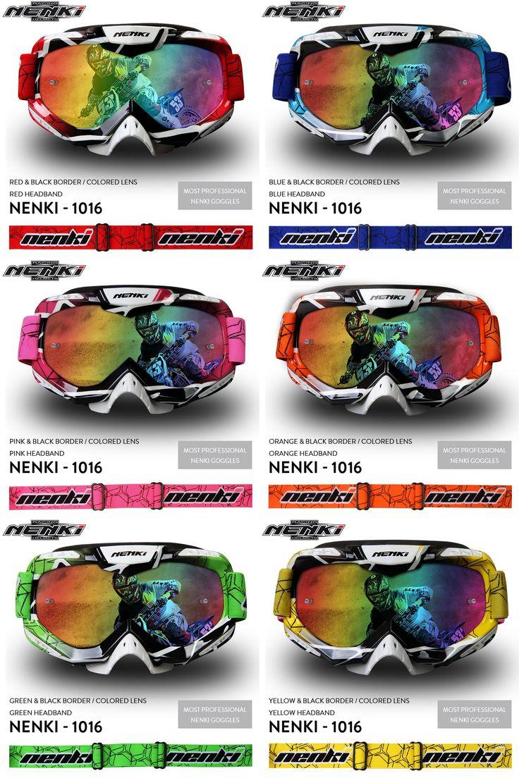 [Visit to Buy] NENKI Lunettes Motocross Glasses Moto Men Women Motorcycle Goggles Helmet Glasses Off-Road Dirt Bike ATV MX BMX DH MTB Eyewear #Advertisement