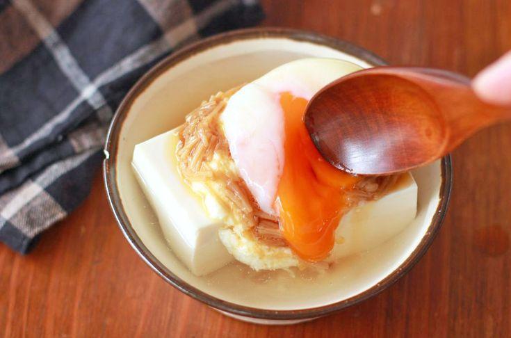 レンジで簡単!「湯豆腐」を飽きずに楽しめるヘルシーちょい足しアレンジ3つ - 朝時間.jp