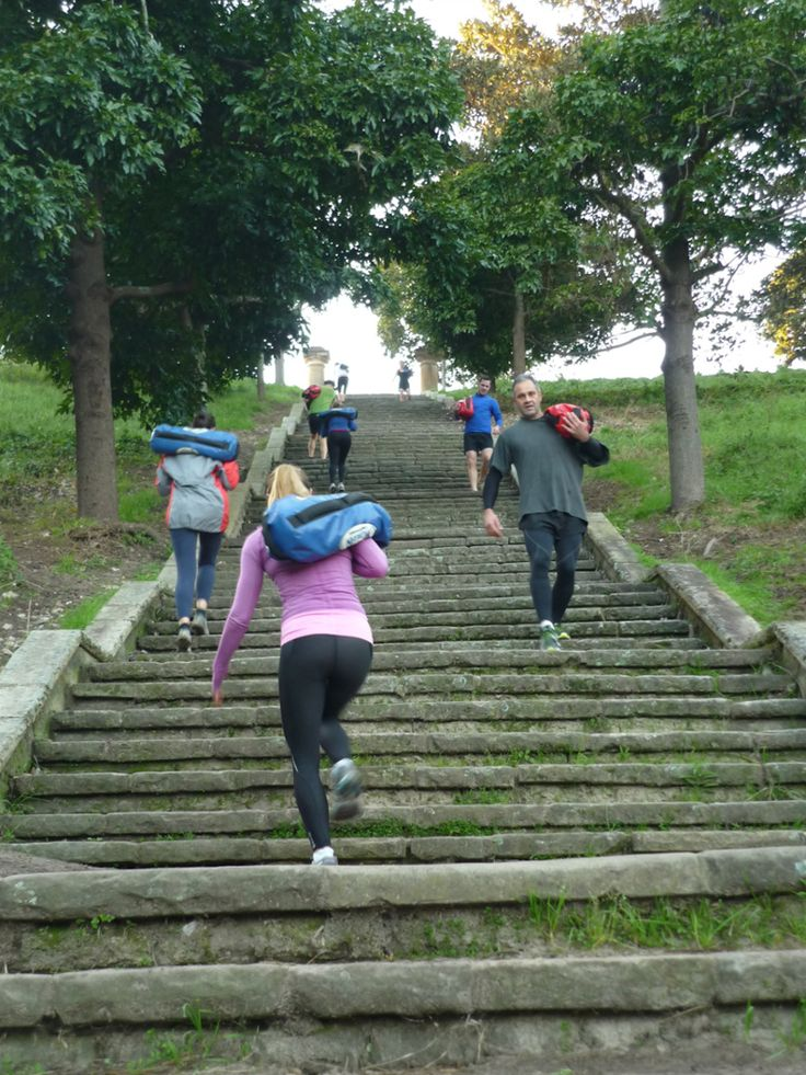 Ouch! That was a toughie last Saturday, hard work on the strength and the ultimate killing stairs station with a sandbag on your shoulders just in case it wasn't hard enough…. Awesome work Dangerous Mudders! http://www.dangerouslyfit.com.au
