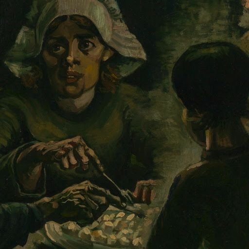 The Potato Eaters - Van Gogh Museum