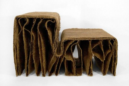 Yet I Matilde, natural textiles, Continuous Function, furniture, Eco Textiles, green furniture, Recycling / Compost