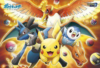 Ensky Jigsaw Puzzle Pokemon Movie I Choose You | PlazaJapan