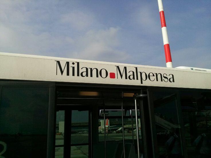"""Aeroporto di Milano Malpensa """"Città di Milano"""" (MXP) en Case Nuove, Lombardia"""