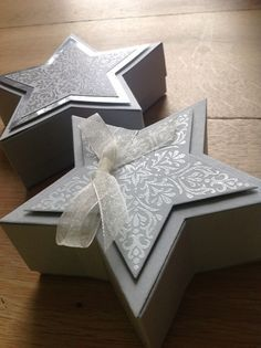 Stampin up Sternen Dose, Stampin up Sternen Schachtel, Stampin up Zauber der Weihnacht, Stampin up Bright & Beautiful, Stampin up Stars Box,