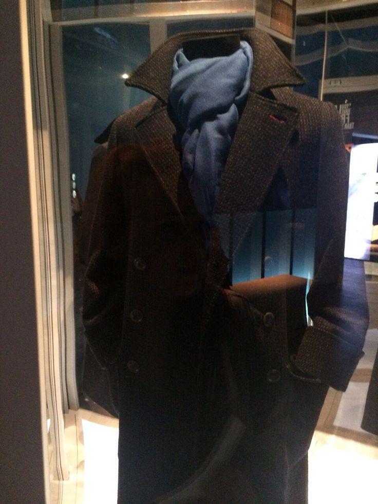 Sherlock Holmes exhibition.