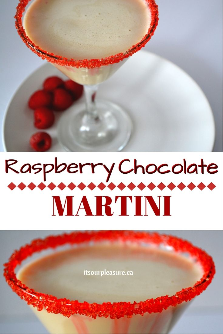 Mixed with flavoured vodka and dark chocolate bourbon, this is the perfect cocktail to serve before or after dinner.
