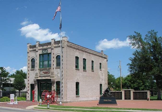 Wichita Kansas Firefighters Museum Wichita Kansas I