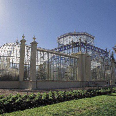 Adelaide, Australia - home to the beautiful Botanic Gardens with the largest glasshouses in the Southern Hemisphere one of our Green Engage hotels Crowne Plaza Adelaide