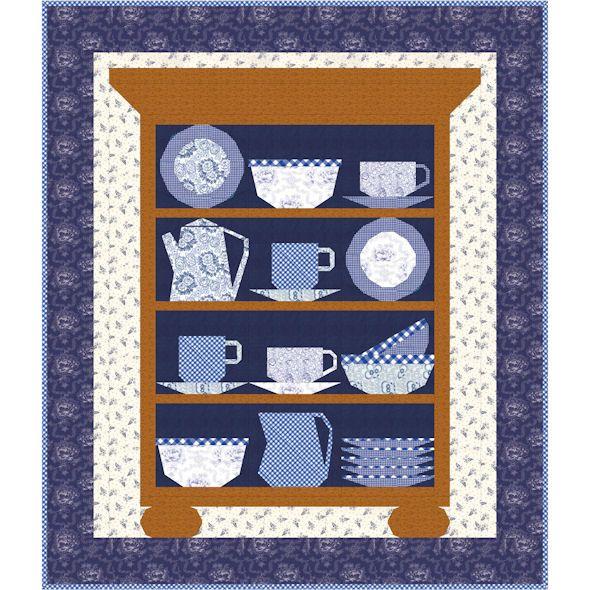 Quiltplaza Shop :: Designer Download Patterns (Engelstalig) :: Maaike Bakker :: Dutch dishes