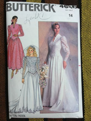 Best 100+ Bridal Sewing Patterns images on Pinterest | Wedding ...