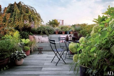 17 best images about balcony garden on pinterest rooftop for Terrace 33 city garden