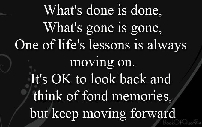 Whats Done Is Done Quotes. QuotesGram
