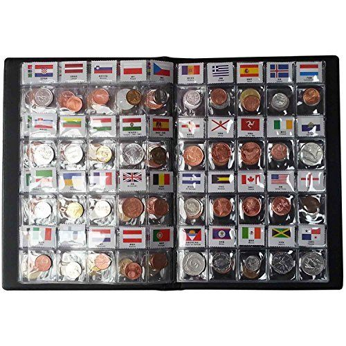 120 Countries Coins Collection Set Fine Coins 100% Original Genuine with Leather Collection Album Country Flag and Name in the UAE. See prices, reviews and buy in Dubai, Abu Dhabi, Sharjah. Toy  - DesertCart