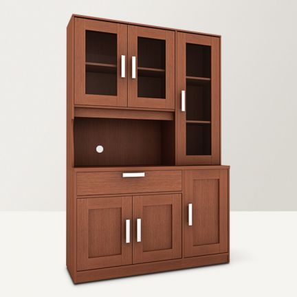 Zona Kitchen Cabinet Oak - Add oodles of style to your home with an exciting range of designer furniture, furnishings, decor items and kitchenware. We promise to deliver best quality products at best prices.