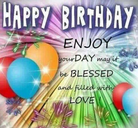 Happy birthday sms images