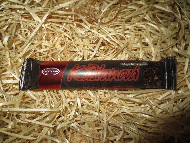 Chocoland Jsem kaštanová - neodolatelná tyčinka z belgické čokolády s výbornou náplní z lískových oříšků a kakaa. Ochutnejte a přivítejte jaro čokoládovým úsměvem :-) https://www.brandnooz.cz/products/Chocoland-Jsem-Kastanova