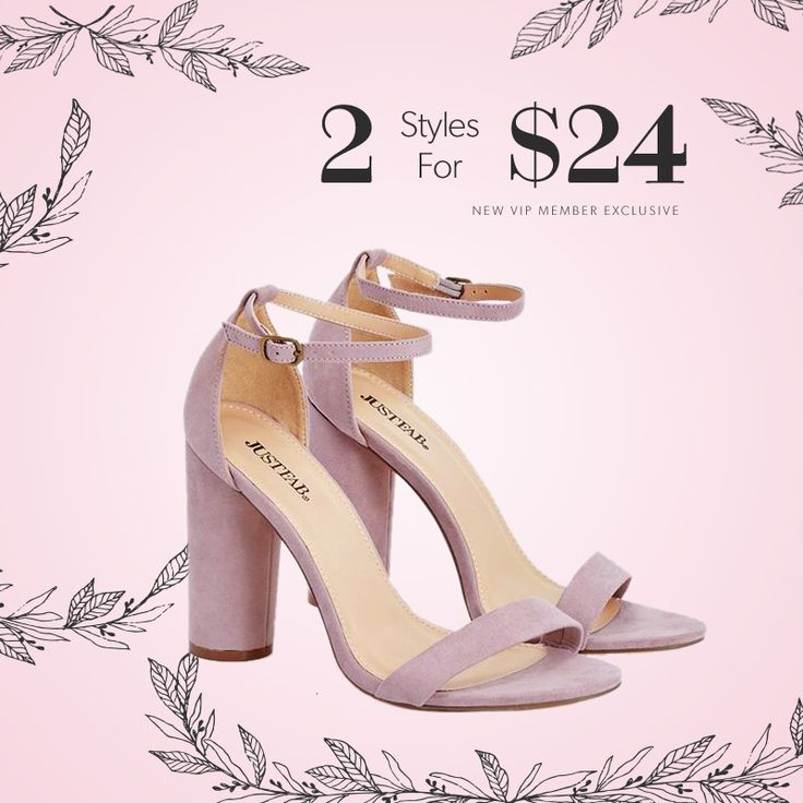 Spring Styles are In - Get Your First 2 Styles for Only $24! Make sure you're up to date on the hottest new trends by signing up as a JustFab VIP. You'll enjoy a new boutique of personalized styles each month, as well as exclusive pricing, early access to sales & free shipping on orders over $39. Don't think you'll need something new every month? No problem – click 'Skip The Month' in your account by the 5th and you won't be charged. Take the Style Quiz today to get this exclusive offer.