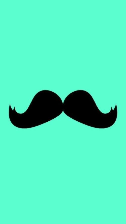 71 best images about mustache wallpaper on pinterest