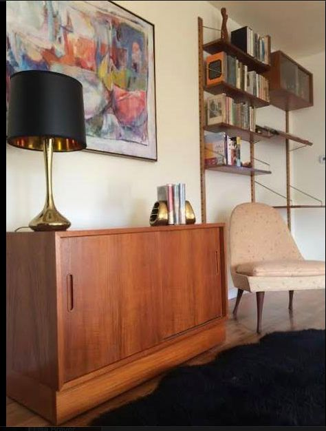 17 Best Images About Mcm Danish Wall Units On Pinterest
