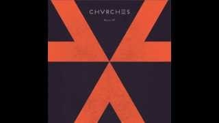 CHVRCHES - Recover, via YouTube.