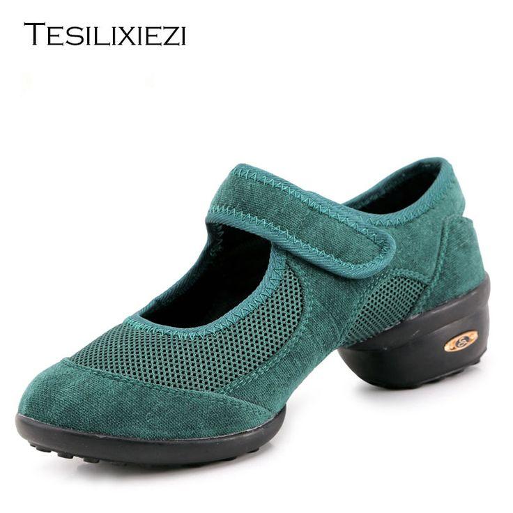 New Summer 2017 Women Dance Shoes Ladies Shoes Sneakers for Woman Rubber Platform Dancing Salsa Jazz Hip Hop Shoes zapatos baile