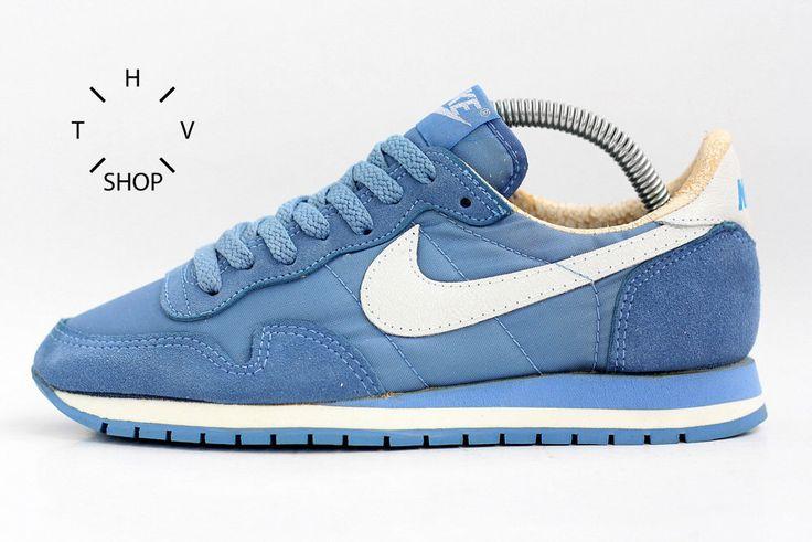 1984 Vintage Nike Lady Traffic sneakers / Womens Trainers / Athletic Shoes / Vintage Nike sneakers / Made in Korea 80s by HTVshop on Etsy https://www.etsy.com/uk/listing/240349344/1984-vintage-nike-lady-traffic-sneakers