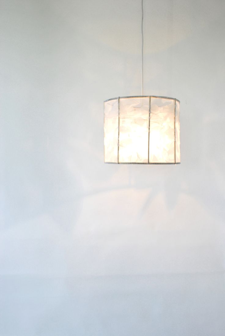 Ceilinglamp design catarina larsson, handmade in sweden.