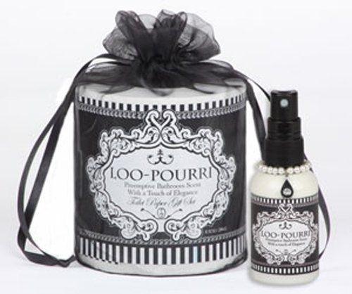 Poo-Pourri Preventive Bathroom Odor Spray Gift Set - Loo Pourri by Poo-Pourri. Save 32 Off!. $12.94. Spritz the bowl before you go and no one else will ever know