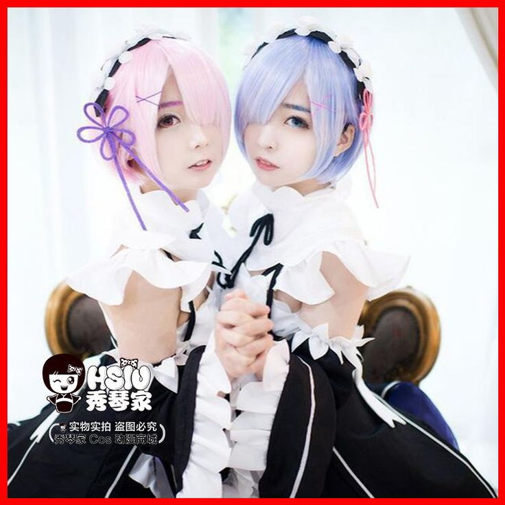 71 Best Cosplay Rem Images On Pinterest | Anime Cosplay ...