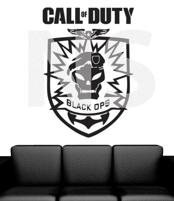 Call of duty bedroom theme