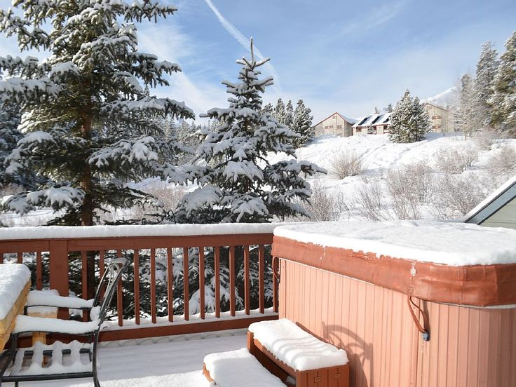 House vacation rental in Breckenridge, Colorado, United States of America from VRBO.com! #vacation #rental #travel #vrbo