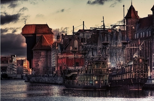 You ought to visit #Gdansk