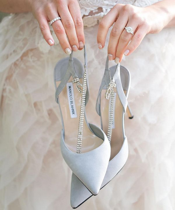 20 Most Wanted Wedding Shoes For Modern Brides Bride Shoes Blue